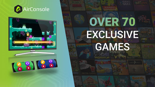 AirConsole for TV - The Multiplayer Game Console apktram screenshots 4
