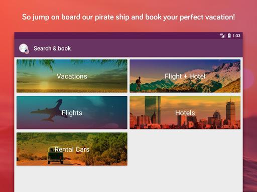 TravelPirates Top Travel Deals 3.2.6 screenshots 10