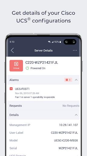 Cisco Intersight screenshot 4