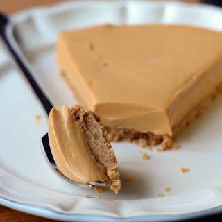 No Bake Dulce de Leche Cheesecake.