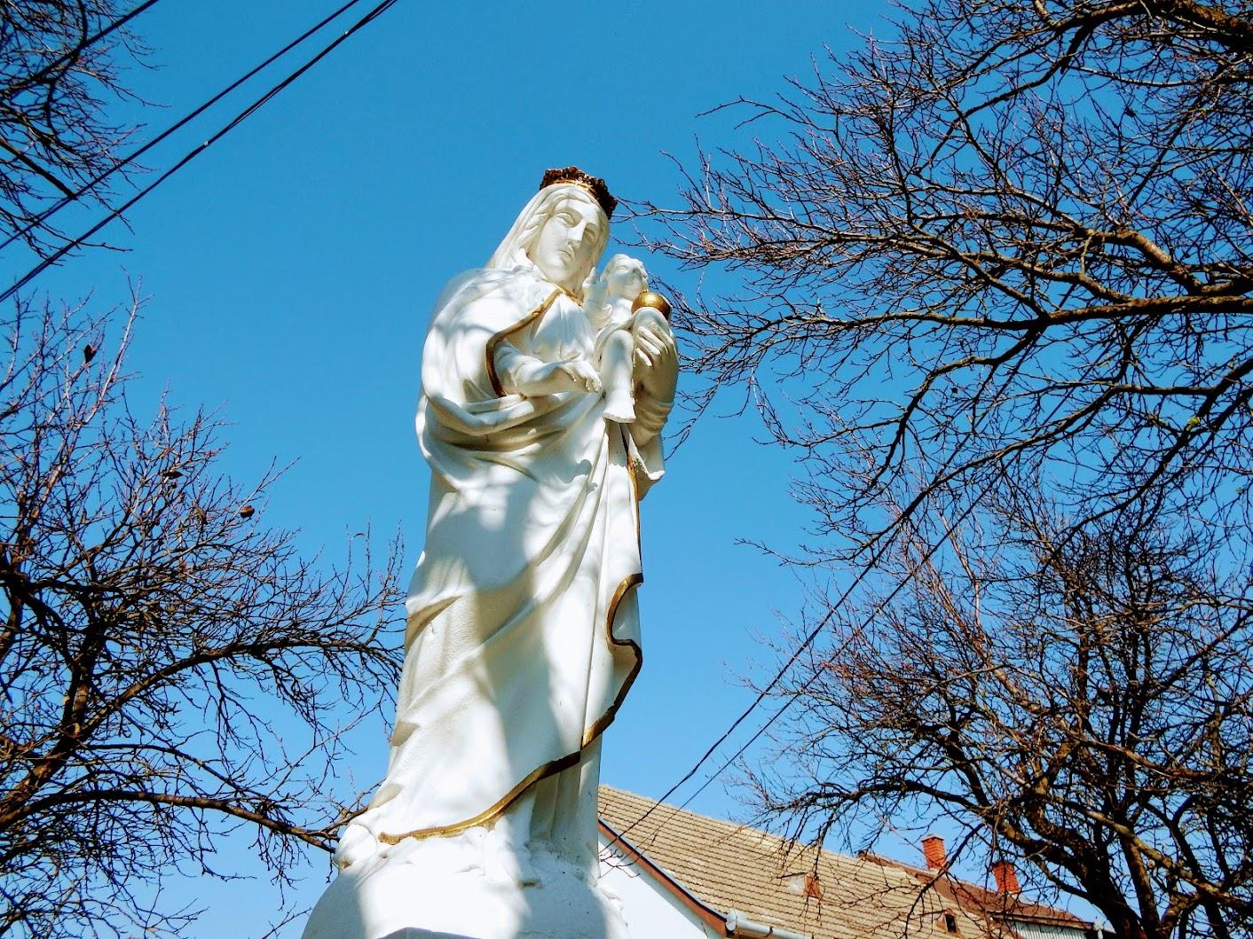Gór - Szűz Mária a kisded Jézussal