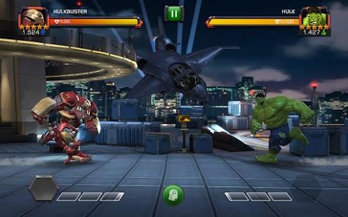 Marvel Sturm der Superhelden Screenshot