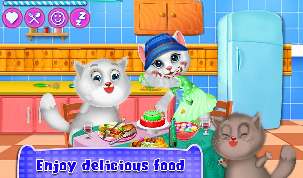 Kitty Pet DayCare- screenshot