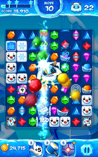 Jewel Pop Mania:Match 3 Puzzle  screenshots 2