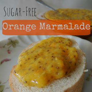Sugar-Free Orange Marmalade