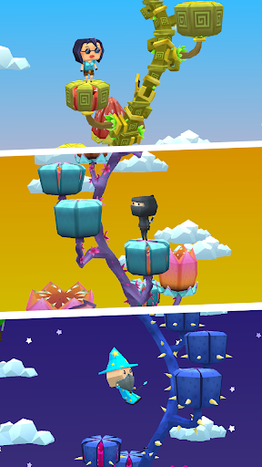 玩免費街機APP|下載Jumpy Tree - Arcade Hopper app不用錢|硬是要APP