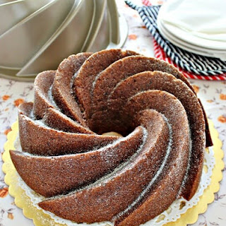 Best Banana Bundt Cake.