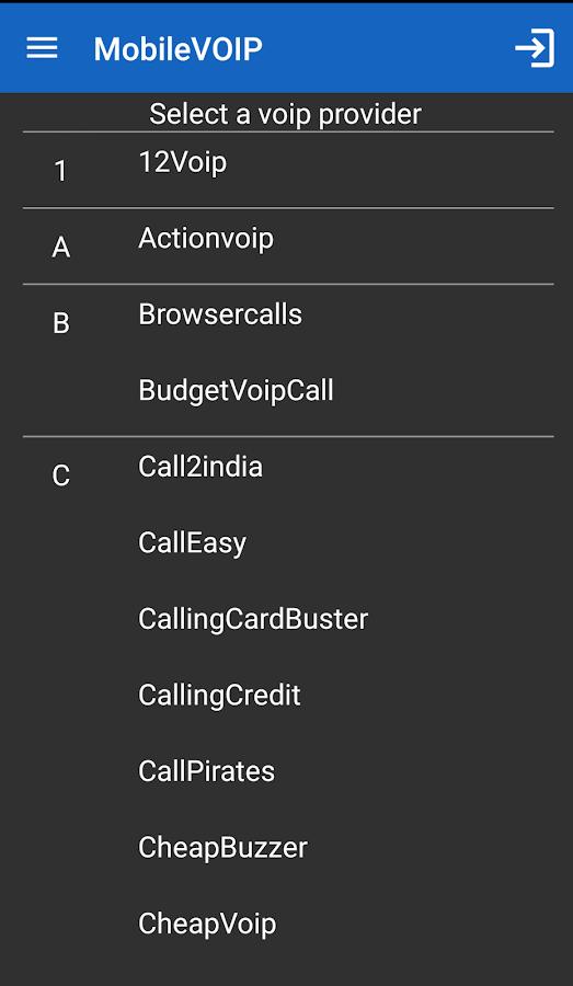 12Voip save money on phones- screenshot