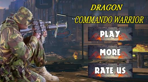 Dragon Commando Warrior War