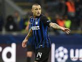Luciano Spalletti, le coach de l'Inter Milan, s'exprime concernant Radja Nainggolan