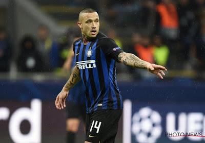 L'Inter en tournée en Chine sans Radja Nainggolan