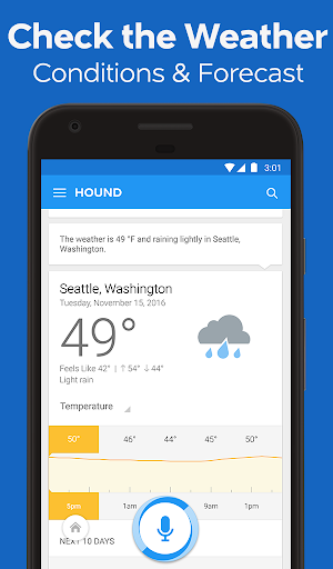 HOUND Voice Search & Assistant v1.7.2