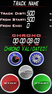 Rally Timer Free- screenshot thumbnail