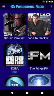 Paranormal Radio - náhled