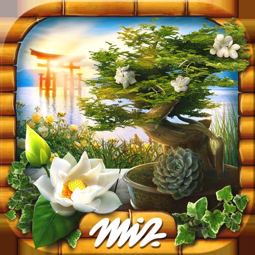 解謎App|神秘オブジェクト禅の庭 LOGO-3C達人阿輝的APP