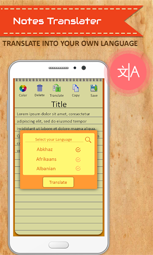 Voice Notepad -Mobility Notes Organizer & Recorder image | 6