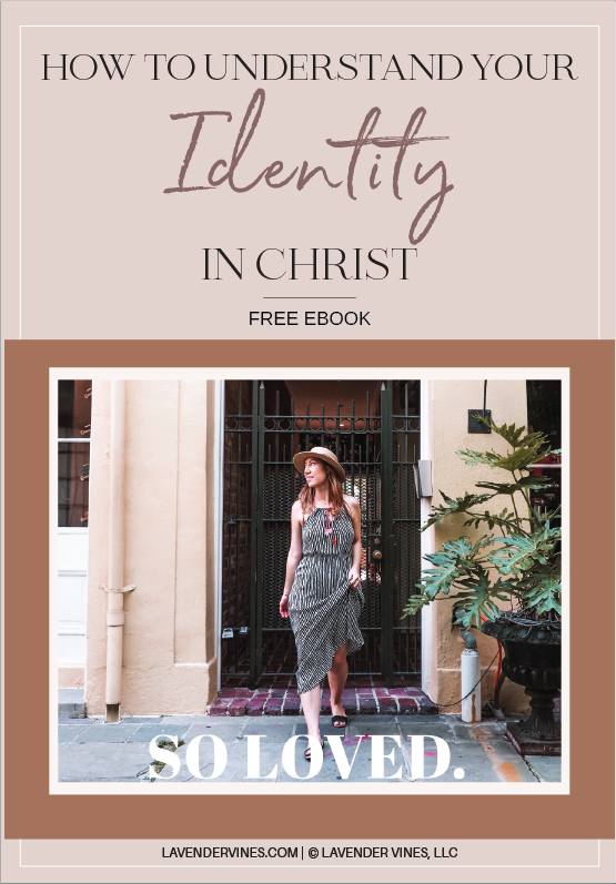 How to Understand Your Identity in Christ eBook
