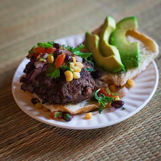 West Coast Chipotle Burger with Avocado