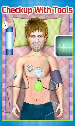 Arm Surgery Doctor ER Emergency Surgery Simulation  screenshots 3