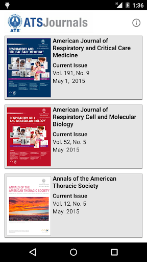 ATS Journals