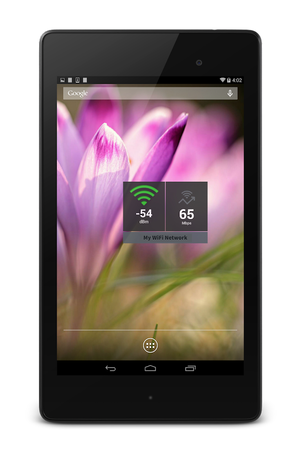 WiFi Widgets- screenshot