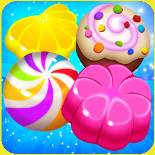 解谜のキャンディクリスマスの楽園 LOGO-記事Game