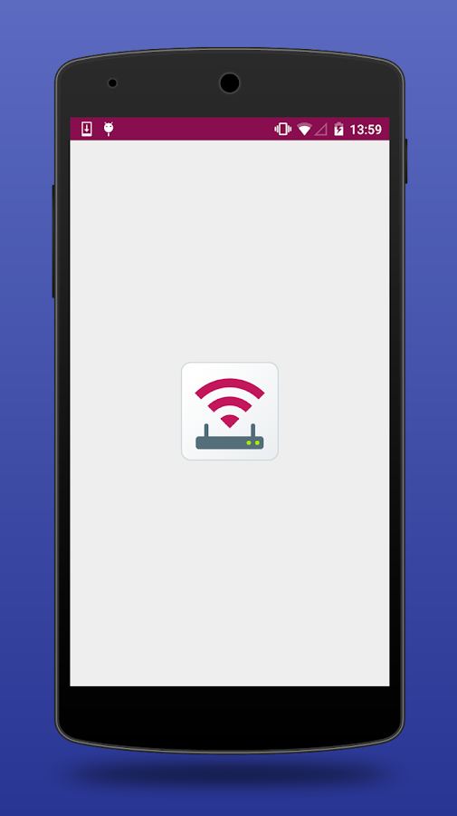 WiFi Patrol. Speed test- screenshot