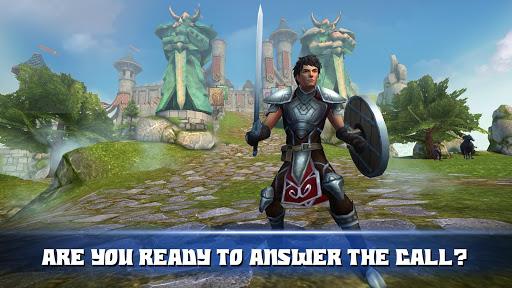 Celtic Heroes 3D MMORPG  captures d'écran 2