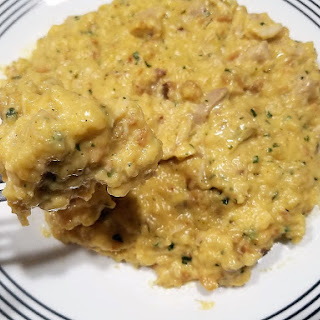 Velveeta Cheesy Chicken Stuffing.