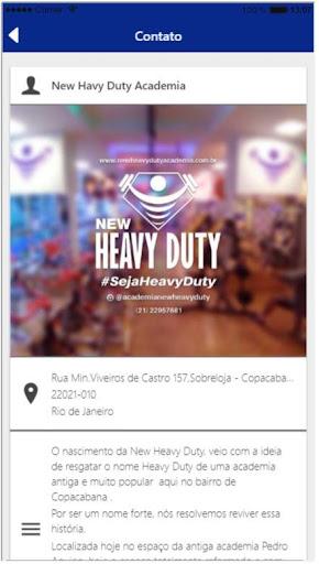 New Heavy Duty Academia