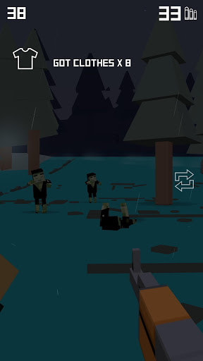 Zombie War Survivor : Forest of the Walking Dead screenshot 20