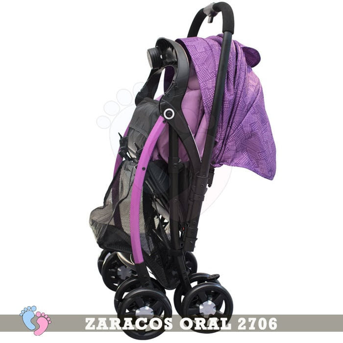 Xe đẩy trẻ em 2 chiều Zaracos Maxell 2606 5