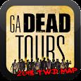 GA DEAD TOURS - TWD LOCATIONS MAP apk