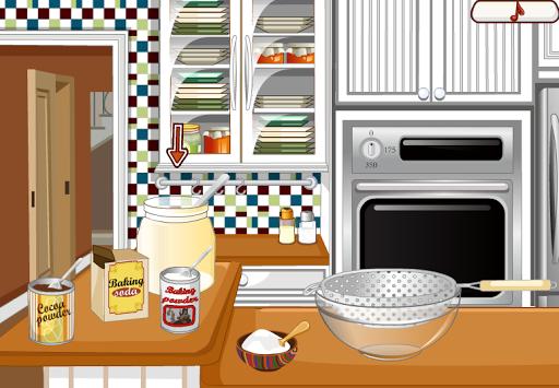 cookies cooking girls game Apk Download 18
