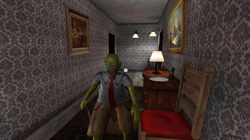 candyman grandpa horror : scary sponge 3 screenshots 1