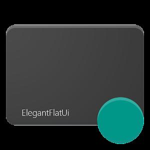 ElegantFlatUi – CM13/CM12 v8.5 APK