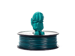 Green MH Build Series PLA Filament - 3.00mm (1kg)