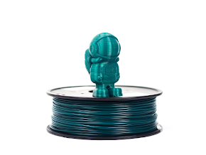 Green MH Build Series PLA Filament - 3.00mm (1kg)