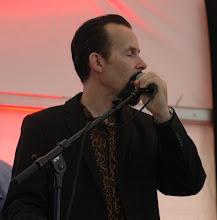 Photo: Stefan Dafgård, konferencier fredag 29 juni 2012  Packhuskajen vid S/S Marieholm, Göteborg