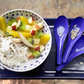 Creamy Yogurt Rice Pudding