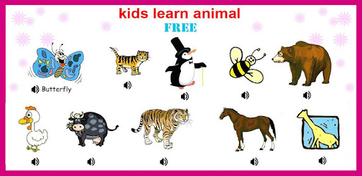Animal sounds for kids - Apps on Google Play
