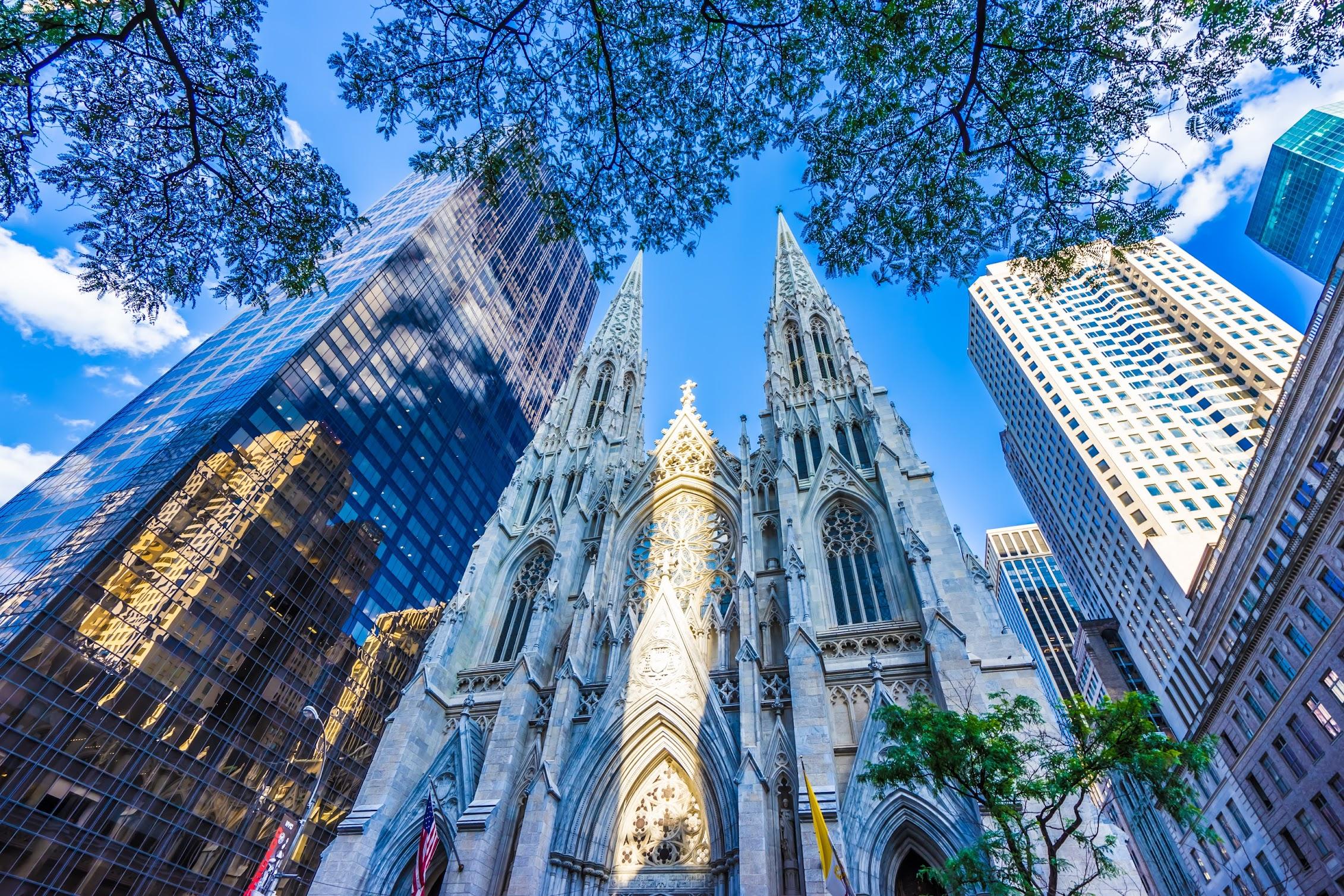 ニューヨーク セント・パトリック大聖堂2