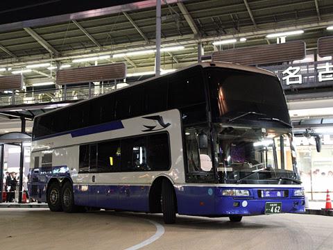 中国JRバス「広島ドリーム名古屋号」 744‐2907