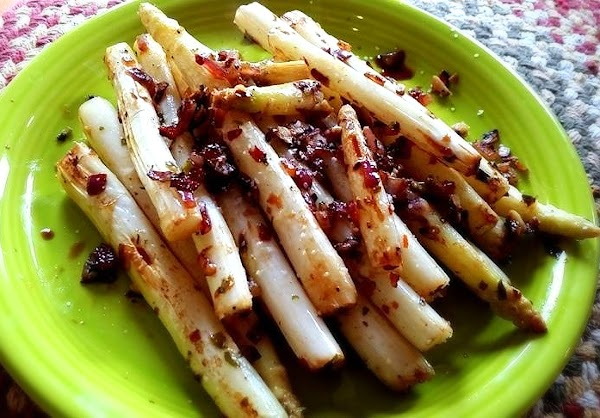 Plate, salt and pepper and drizzle with balsamic if desire. Enjoy!