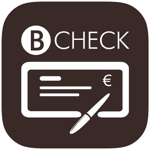 B Check Icon