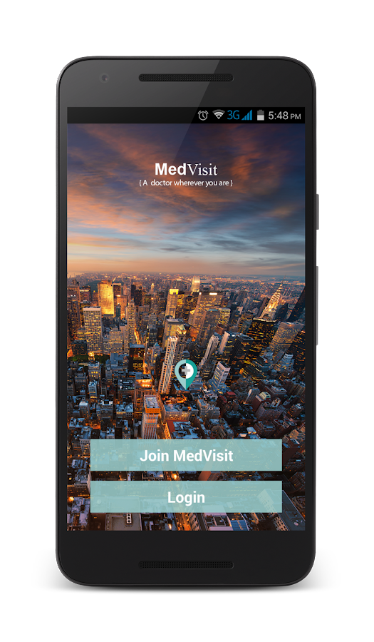 MedVisit Patient- screenshot