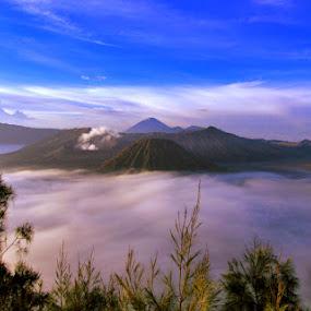 Bromo Mt. II by Roly Raseda - Novices Only Landscapes