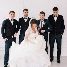 Wedding photographer Sasha Ovcharenko (sashaovcharenko). Photo of 13.04.2018
