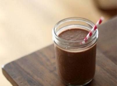 Dark Chocolate Banana Smoothie Recipe