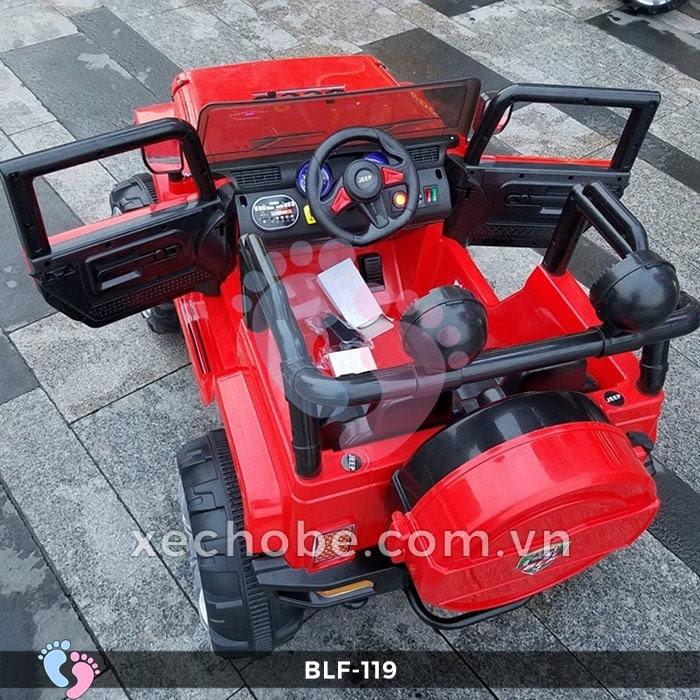 Xe ô tô điện địa hình BLF-119 8